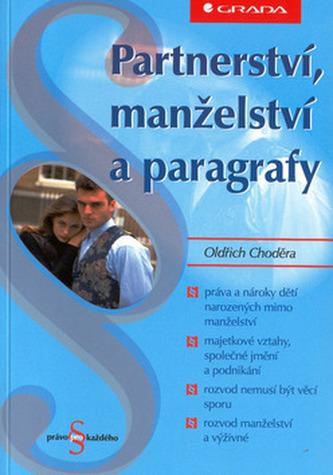 Partnerství, manžels.a paragr.