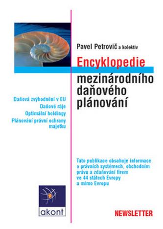 Encyklopedie mezinár.daň.plán.