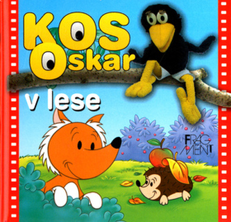 Kos Oskar v lese