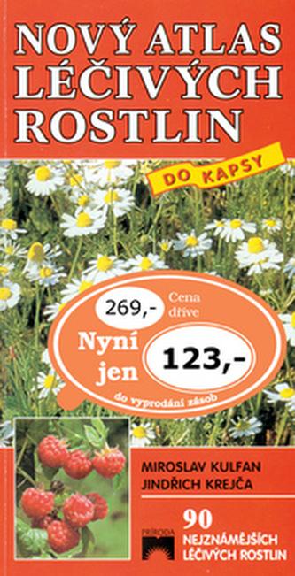 Nový atlas léčivých rostlin do kapsy
