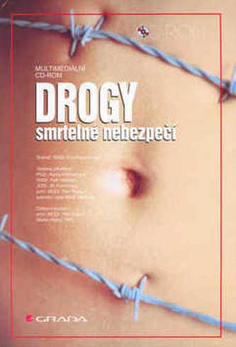 CD ROM Drogy smrtelné nebezpečí