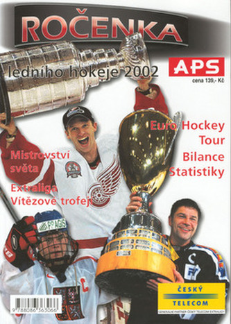 Ročenka ledního hokeje 2002