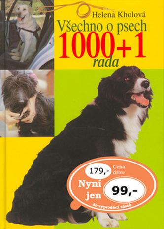 Všechno o psech 1000 + 1 rada