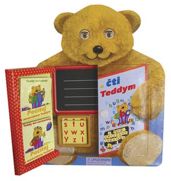 Počítej a čti s medvídkem Teddym