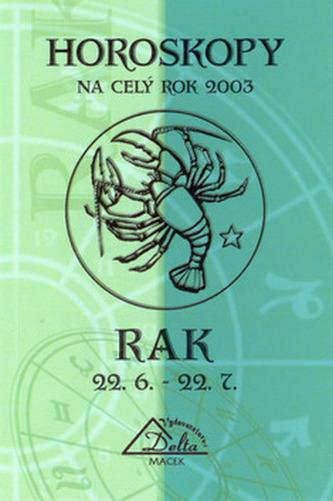 Horoskopy 2003 RAK