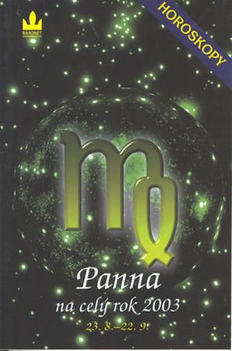 Horoskopy 2003 Panna   BARONET