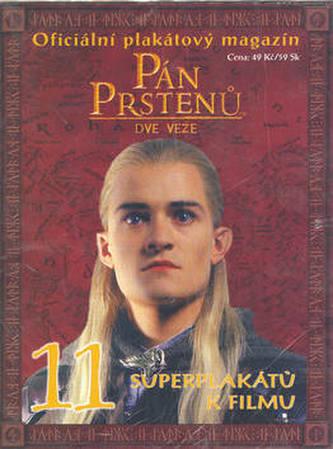 Pán Prstenů 2.plakátový magaz.