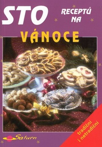 Sto receptů na vánoce nv