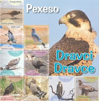 Dravci - pexeso