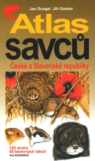 Atlas savců České a Slovenské republiky