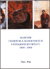 Slovník českých a slovenských výtvarných umělců Nov-Pa