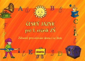 Český jazyk pro 1.ročník ZŠ