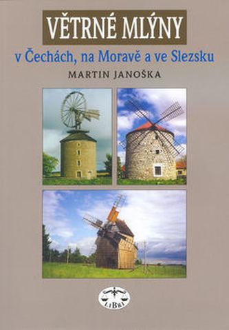 Větrné mlýny v Čechách... váz.