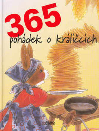 365 pohádek o králíčcích