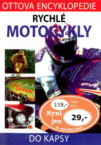 Ottova encyklopedie Rychlé motocykly