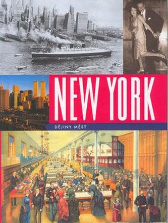 New York Dějiny měst