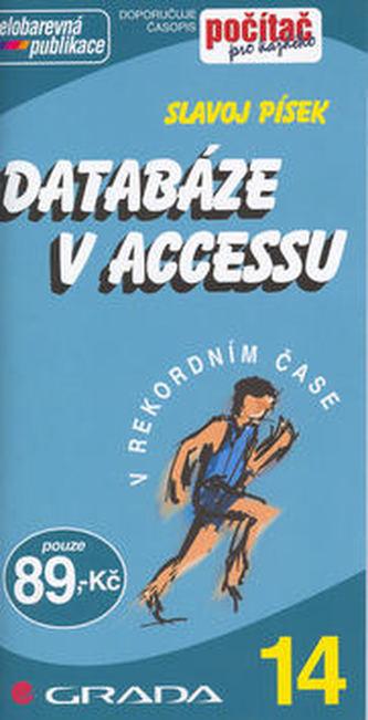 Databáze v Accesu