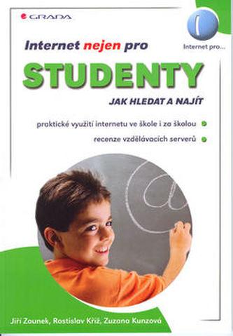 Internet nejen pro studenty
