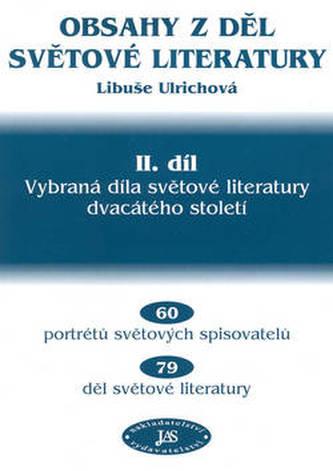 Obsahy z děl světové literatury II.