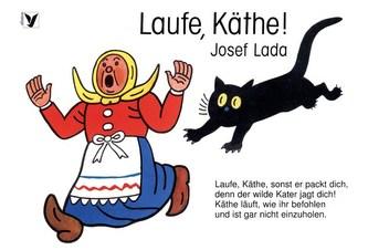 Laufe, Käthe! - Josef Lada; Josef Lada