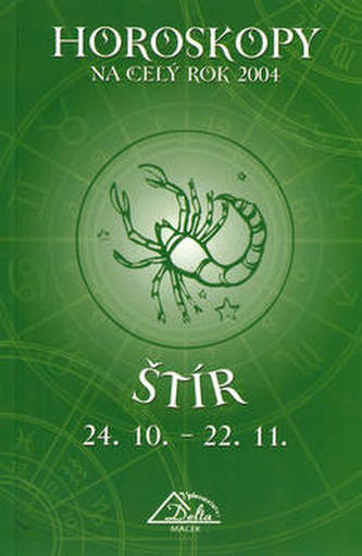 Horoskopy 2004 Štír