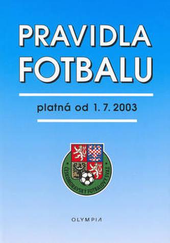 Pravidla fotbalu