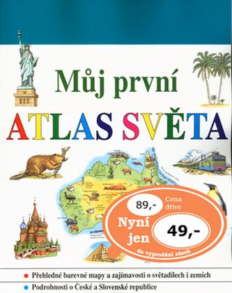 Můj první atlas světa