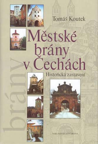 Městské brány v Čechách