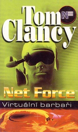 Net Force Virtuál.barbaři brož