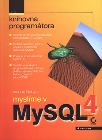 Myslíme v MySQL 4