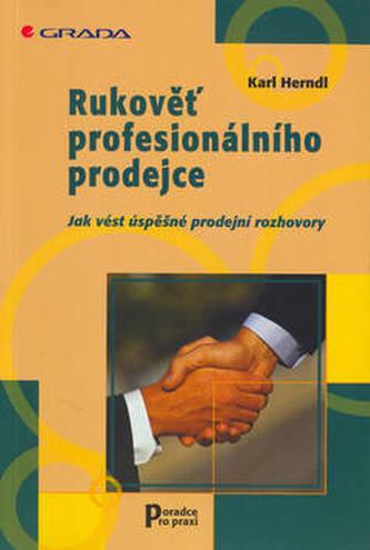 Rukověť profesionálního prodejce