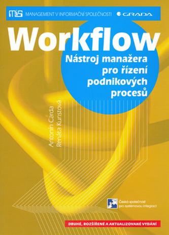 Workflow-nástroj manažera pro řízení podnikových procesů