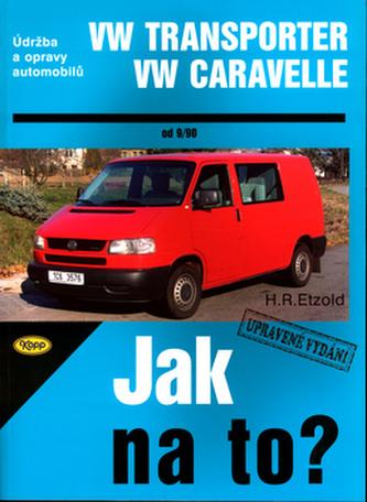 VW Transporter, VW Caravelle od 9/90
