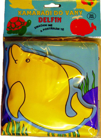 Kamarádi do vany Delfín