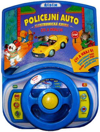 Řídím policejní auto
