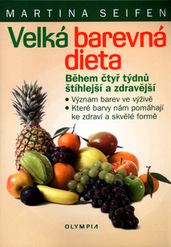 Velká barevná dieta