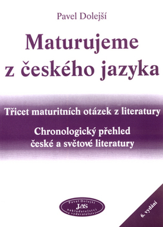 Maturujeme z českého jazyka