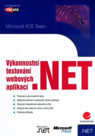 Výkonnostní testování webov.ap