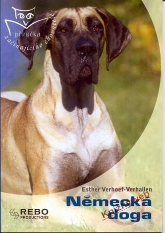 Německá doga - příručka začínajícího chovatele