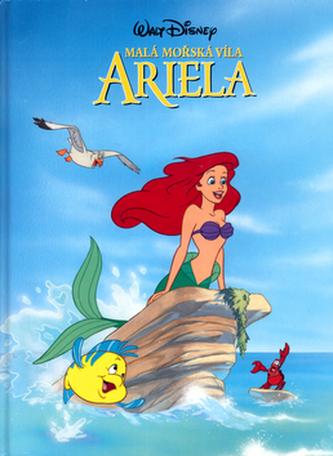 Ariela malá mořská víla