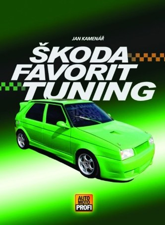 Škoda Favorit Tuning