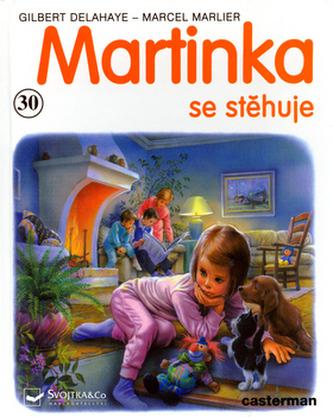 Martinka (30) se stěhuje