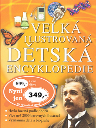 Velká ilustrovaná dětská encyklopedie