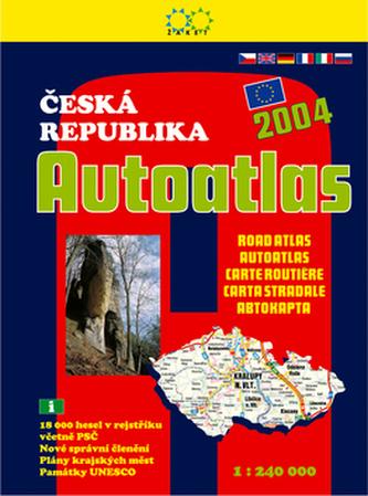 Autoatlas ČR 2004