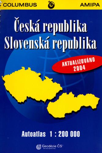 Autoatlas Česká a Slovenská republika