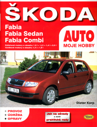 Škoda Fabia Fabia Sedan Fabia Combi