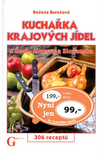 Kuchařka krajových jídel