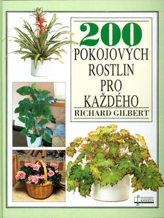 200 pokojových rostlin pro k.
