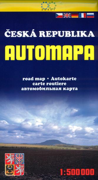 Česká republika automapa 1:500 000
