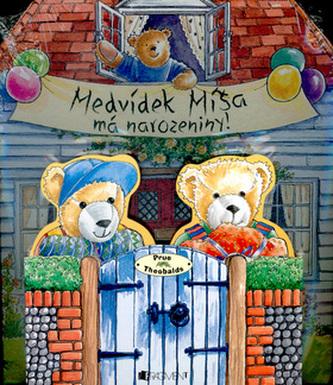 Medvídek Míša má narozeniny